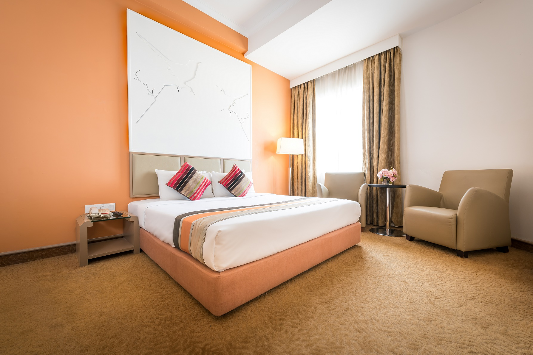 Hotel Sentral Pudu Deluxe Room